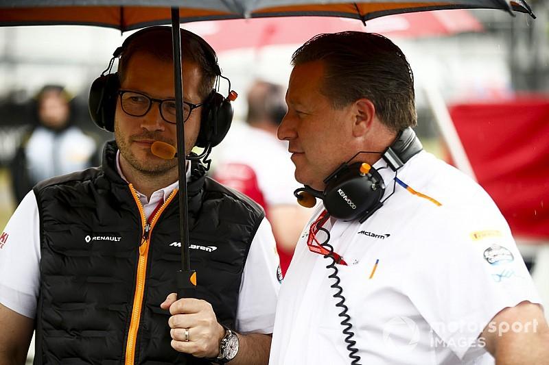 «Горько видеть счастливого Квята на подиуме». В McLaren посетовали на консерватизм, который стоил места в топ-3