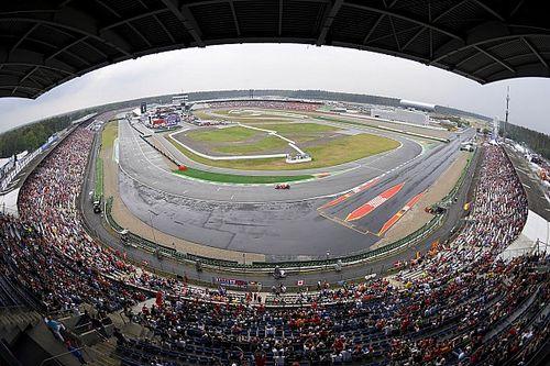 Hockenheimring gotowy na Formułę 1