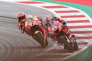 MotoGP Austria: Duel klasik, Dovizioso kalahkan Marquez