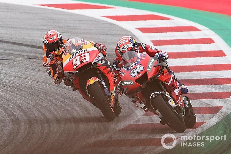 Fotogallery MotoGP: Dovizioso e la Ducati trionfano in Austria