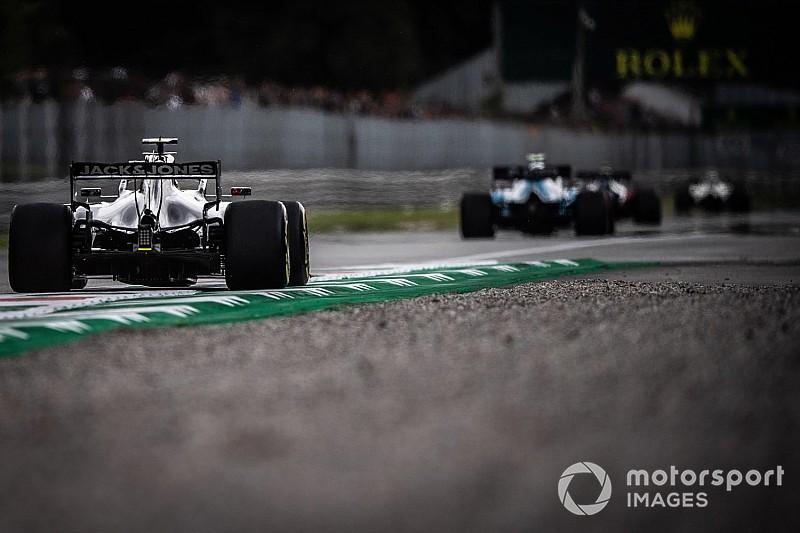 F1-coureurs gewaarschuwd voor Spa-toestanden tijdens kwalificatie