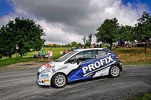 Sójka w Peugeot Rally Cup