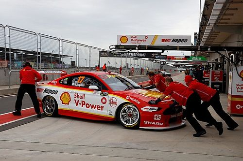 The Bend Supercars: McLaughlin lowers practice lap record