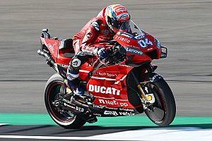 Dovizioso tart Marquez győzelmétől, de megpróbálja megállítani