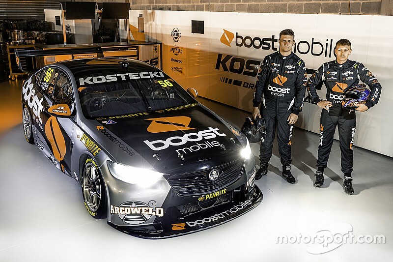 Family-run Bathurst 1000 wildcard car unveiled