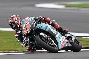 Quartararo récupère son record de la piste à Silverstone!