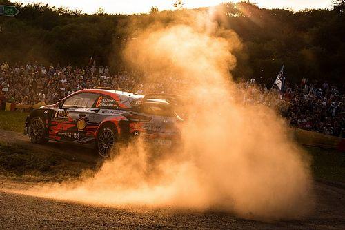 Fotogallery WRC: la prima tappa del Rally di Germania