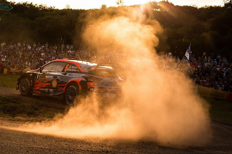 Las fotos más espectaculares del Rally de Alemania 2019