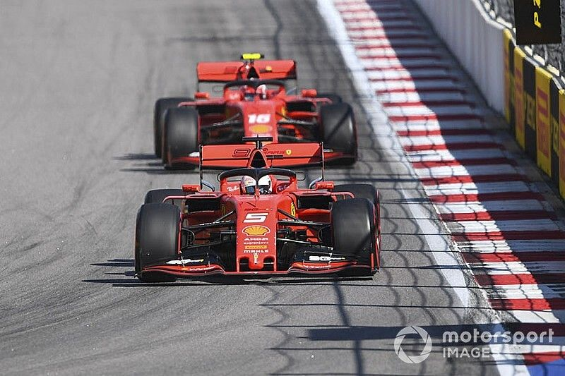 """Brawn: Vettel/Leclerc rivalry """"potentially explosive"""""""
