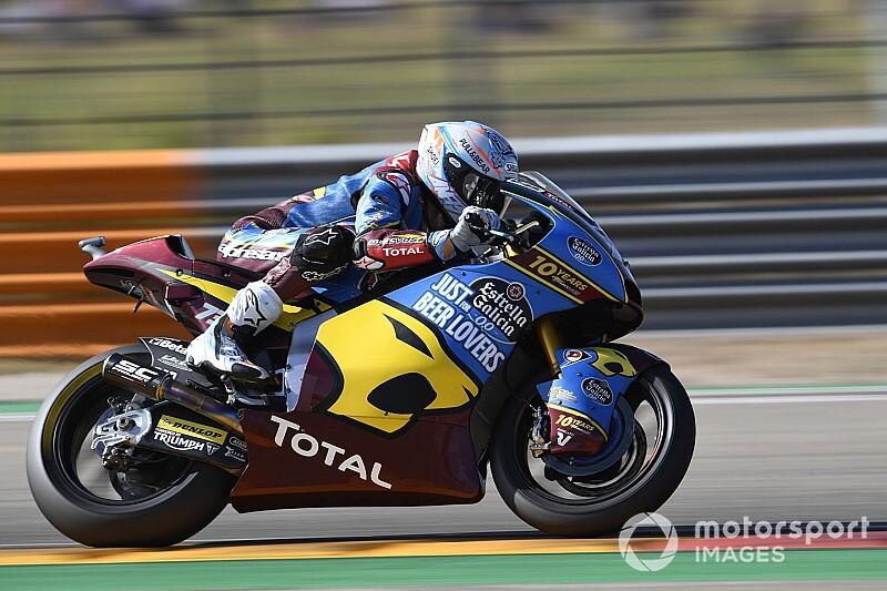 Buriram Moto2: Marquez pole pozisyonunda