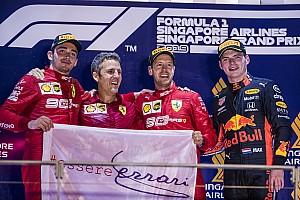 GALERIA: Veja o resultado final do GP de Singapura