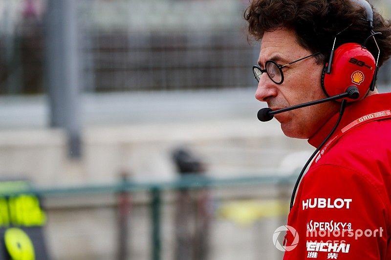 Binotto: Ferrari reliability woes unrelated to new role