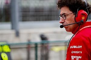 "Binotto: ""Ferrari, no ai pezzi standard 2021. La F1 rimanga F1"""