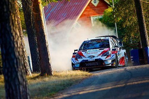 WRC, Rally Finlandia, PS21: Latvala si avvicina al secondo posto