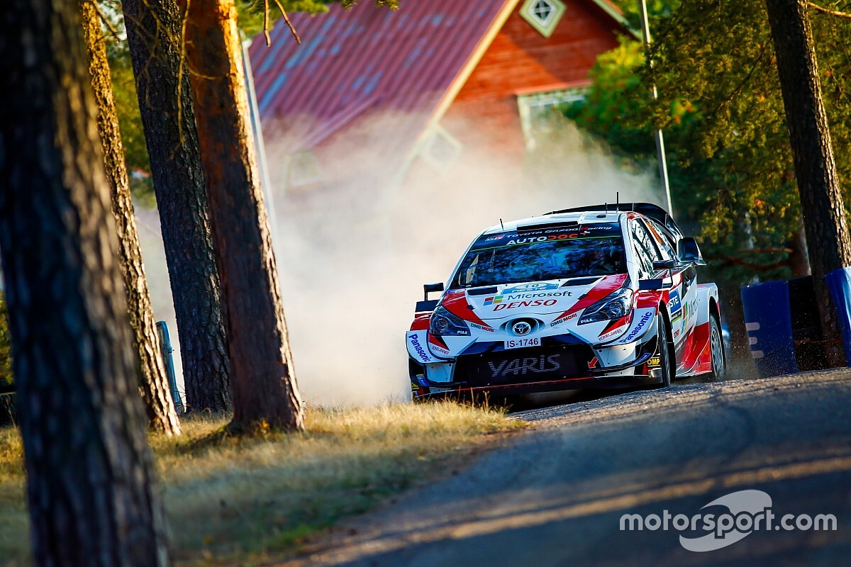 WRC, Rally Finlandia, PS21: Latvala si avvicina al secondo posto
