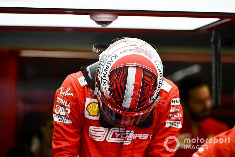 """Leclerc fa mea culpa: """"Un altro errore inaccettabile in Q1!"""""""