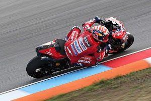 MotoGP, Brno, Warm-Up: Dovizioso in vetta, Rossi solo 19esimo