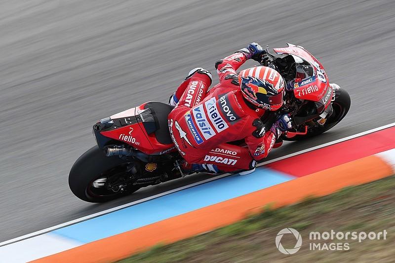 MotoGP in Brünn 2019: Marquez/Vinales-Duell ermöglicht Dovizioso-Bestzeit