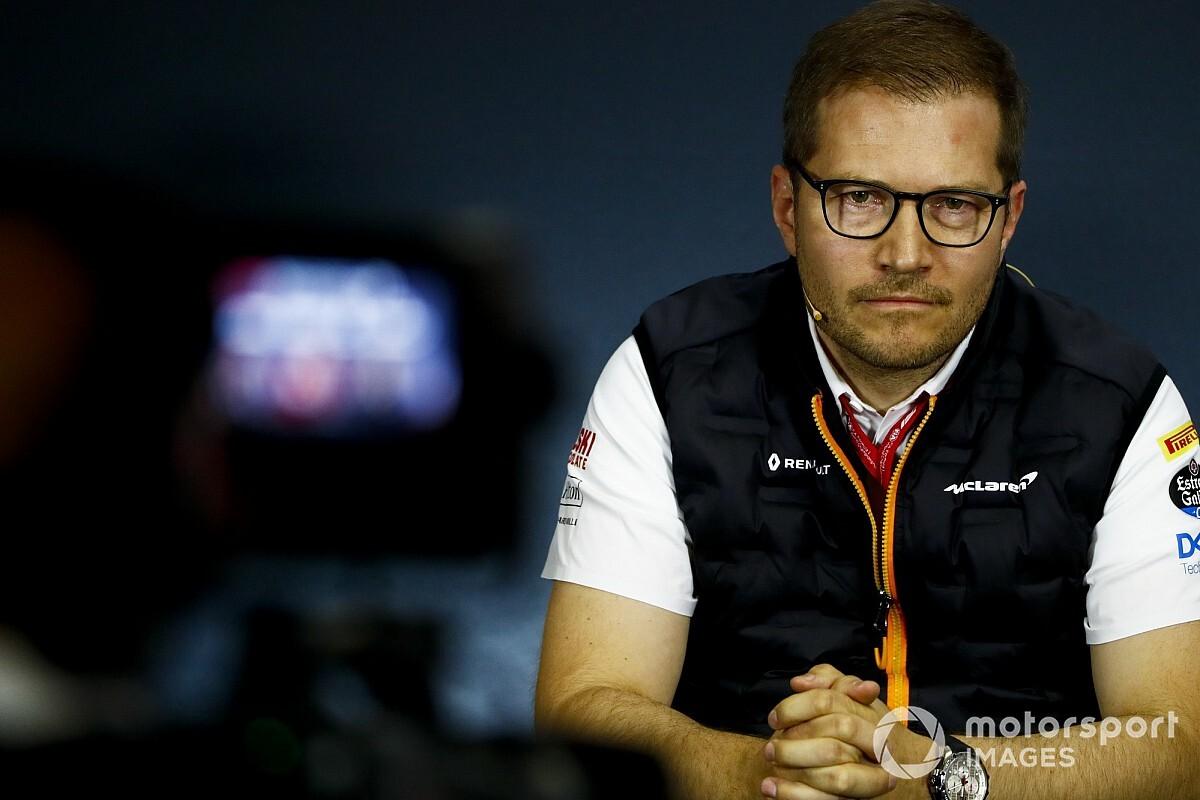 A realista McLaren 2020-ban sem számít győzelemre