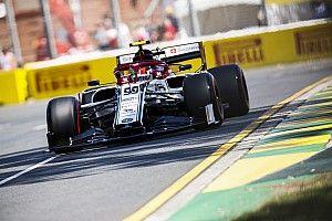 Онлайн. Гран При Австралии: вторая тренировка