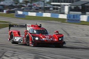 Sebring 12 Hours: Nasr tops first practice in AXR Cadillac
