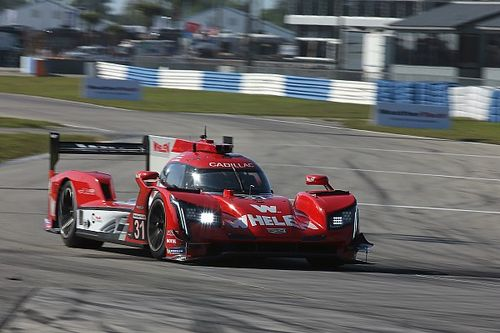 Nasr lidera la primera práctica en Sebring