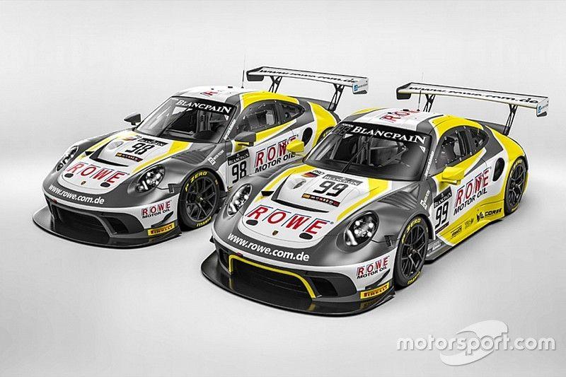 BMW squad Rowe switches allegiance to Porsche