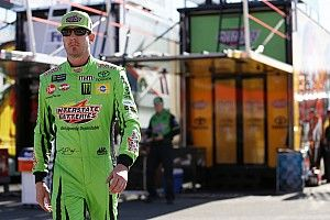 "Kyle Busch: Car ""just snapped on me"" before wall contact"