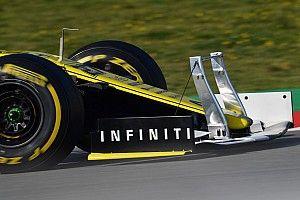 Gallytörőt kapott a Renault a második tesztnapra – újabb fotók érkeztek