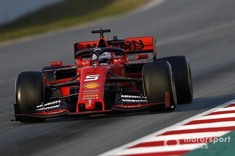 Vettel: Aracı anlamaya devam ediyoruz