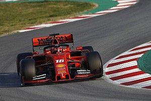 GALERIA: Imagens do terceiro dia da segunda parte dos testes de pré-temporada da F1