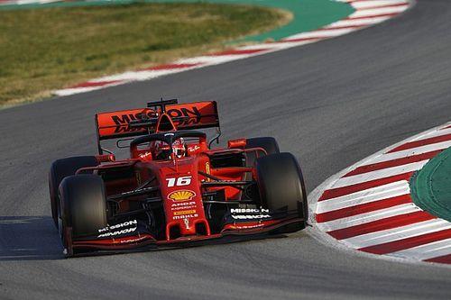 "Ferrari devant Mercedes : ""Complètement faux"" selon Binotto"