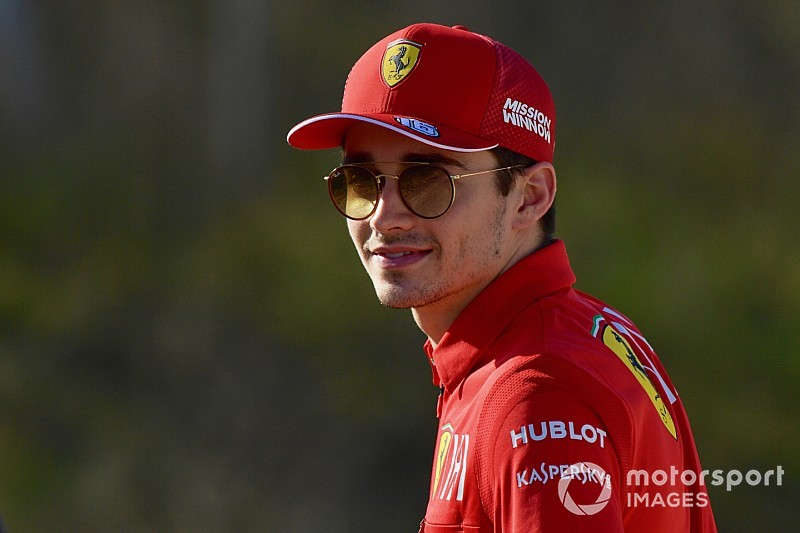 Leclerc a long shot to beat Vettel in 2019, says Brawn