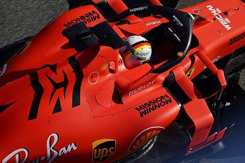 Alasan Ferrari hapus logo Mission Winnow
