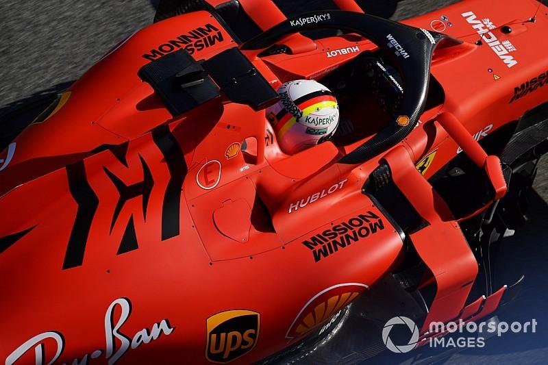 Напередодні Гран Прі Бахрейну Ferrari вкотре змінила офіційну назву команди