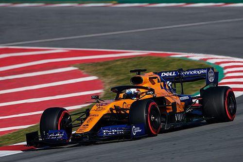 Sainz termina arriba seguido de Pérez y Ferrari pierde tiempo valioso
