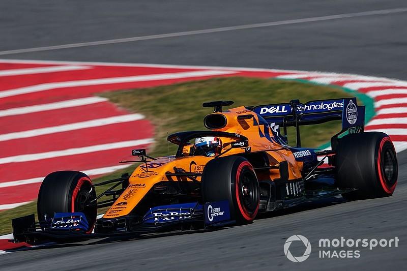 マクラーレン連日最速も、サインツJr.は慎重「レッドブルやフェラーリはもっと速いはず」