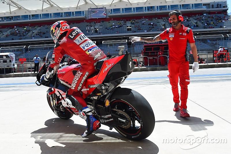 Лидер Ducati жалуется на нежные шины, босс Michelin в ответ цитирует инструкцию