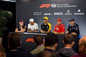 VÍDEO: Retorno de Kubica à F1 promove salva de palmas em coletiva