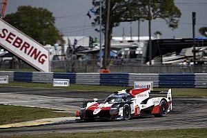 Sebring WEC: Toyota under lap record again in FP1