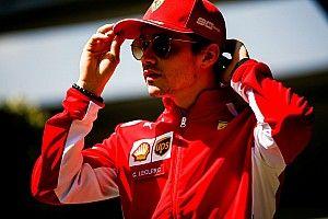 Leclerc : À moi de prendre l'avantage sur Vettel