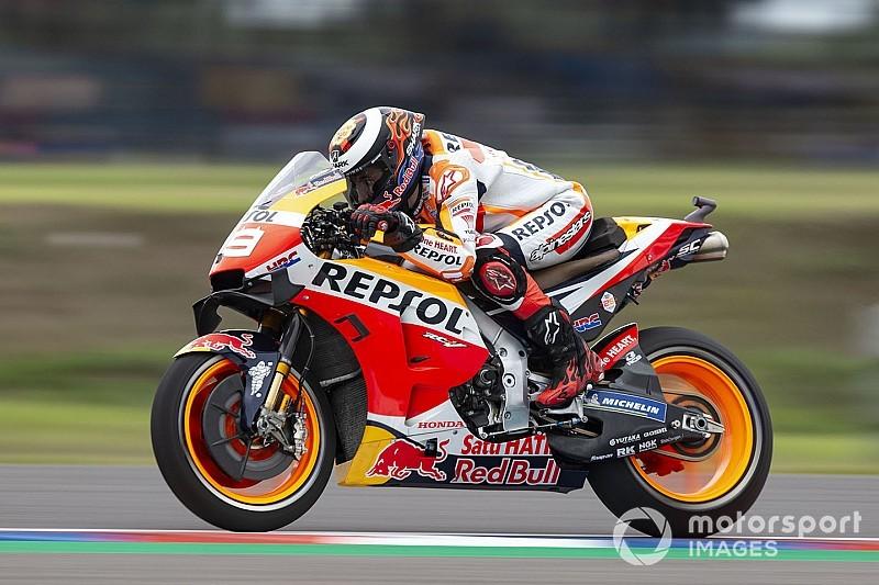 Lorenzo : La Honda est excellente, c'est à moi de donner plus