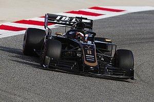 Regen verstoort eerste testdag Bahrein, Grosjean voorlopig snelste