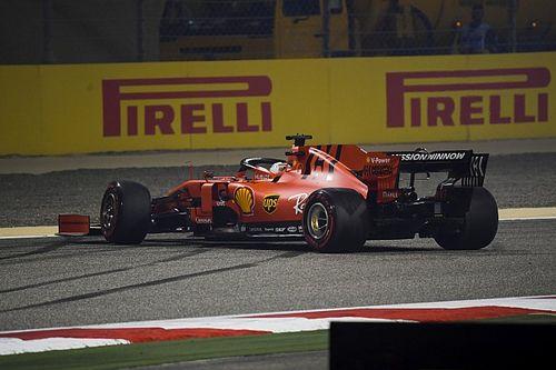 Parti en tête-à-queue, Vettel reconnaît son erreur