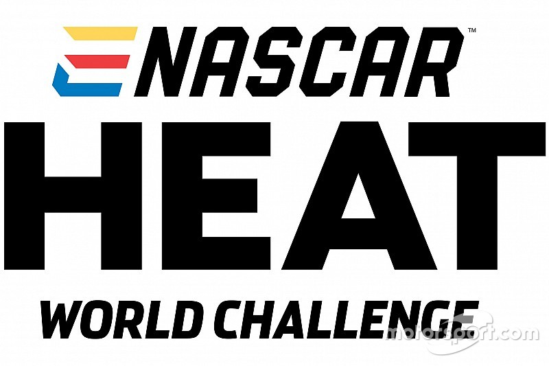 NASCAR Heat World Challenge is underway