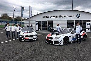 Definiti gli equipaggi BMW del Ceccato Motors Racing Team