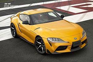 'Gran Turismo' añade el flamante Toyota GR Supra RZ y un nuevo circuito