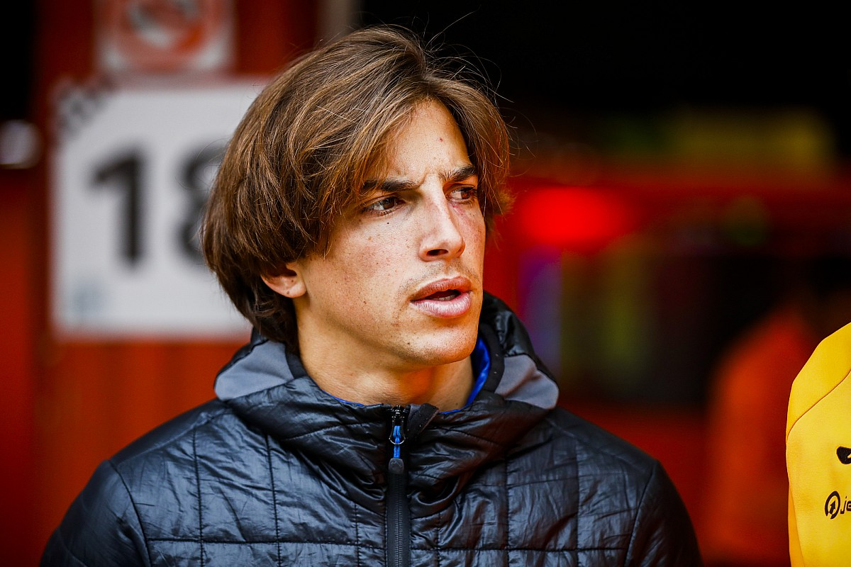 Merhi in the frame for F2 return after two-year absence