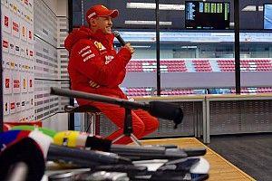 """Vettel: """"Confirmo la impresión positiva que tuve en el debut del SF90"""""""