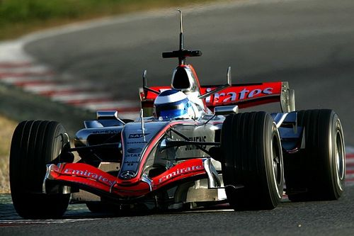 Ranked! Intriguing F1 star tests that led nowhere